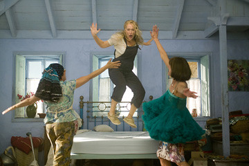 Meryl Streep as Donna in Mamma Mia! Movie