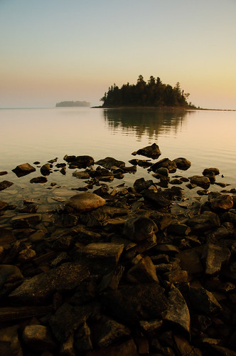 Drummond Island, Michigan by Odalaigh