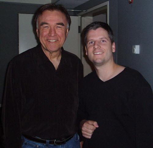 Rick Hodge and I