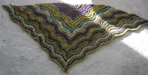 Paris shawl