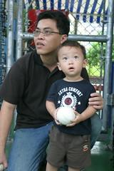 大魯閣:Min等著要把球甩出去