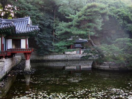 Buyongji Poud & Bujongjeong Pavilion
