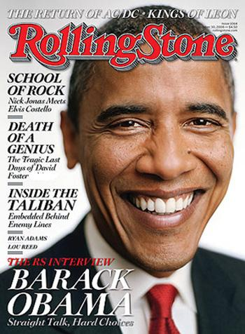 obama rolling stones cover