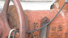 IRON , CABLE AND ALPHABET (roberthuffstutter) Tags: new justposted worldzbestfotoz huffstutter