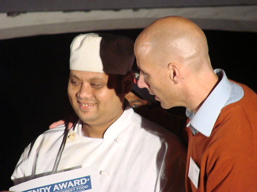 "Vendy's People's Choice Winner Meru Sikder from ""Biriyani Cart"""