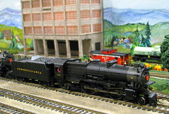 100 Things to see at the fair #55: Model Train display
