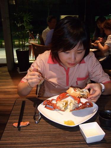 20081018蟹逅處女蟳_13 by 唐妮可☆吃喝玩樂過生活.