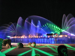 Songs of the Sea,Sentosa