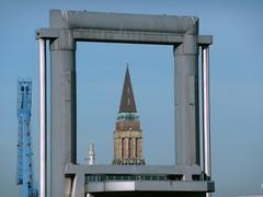 Town Hall framed (runlama) Tags: tower germany deutschland town hall campanile alemania rathaus turm tyskland allemagne kiel germania alemanha holstein schleswig almanya niemcy saksa runlama