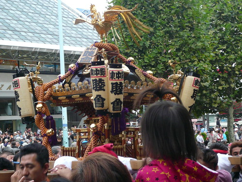 中野祭り1