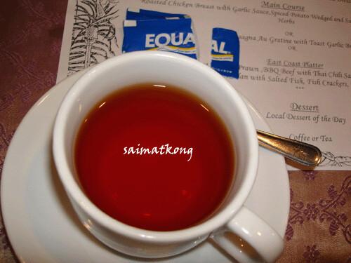 Coffee or Tea or Me