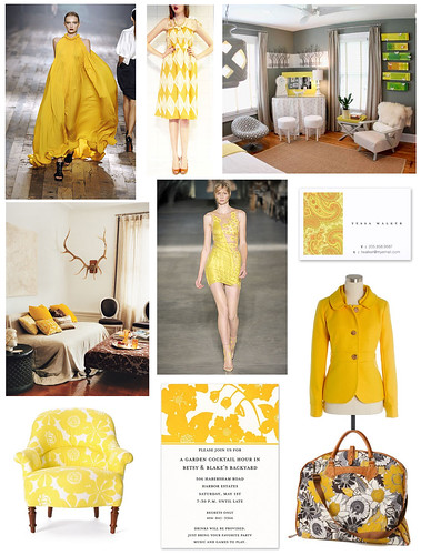 Tuesday Trends: Yellow