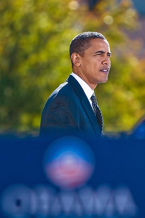 Obama Raleigh NC 10/29/08