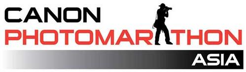 Canon Photomarathon Logo