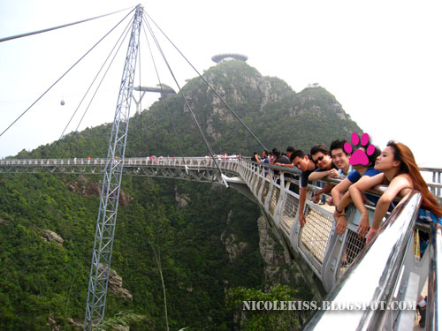 langkawi curve bridge