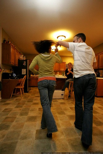 impromptu ballroom dance demonstration from lelani and james - _MG_2668