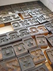 (Nick Sherman) Tags: austin texas universityoftexas font reverse woodtype robroykellyamericanwoodtypecollection