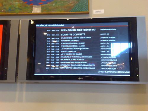 Århusin kirjaston tapahtumakalenteri