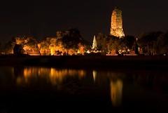 Phra Ram Reflections