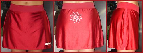 skirtsports gymgirl snowflake