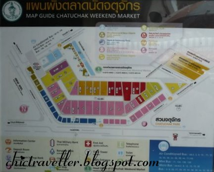 Chatuchak map