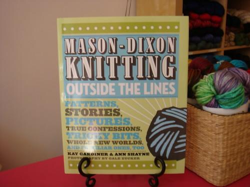 New Mason Dixon Book