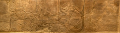 Royal Lion Hunt (rd_vark) Tags: london lion olympus britishmuseum assyria e510 sigma30mmf14