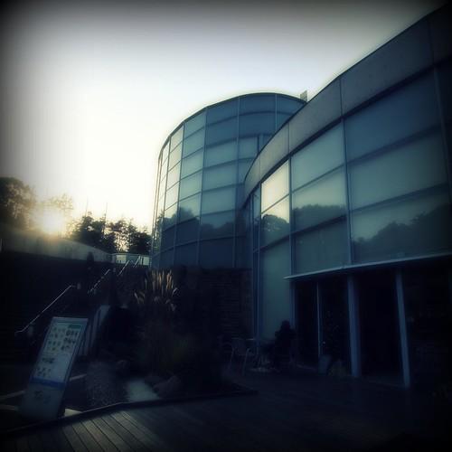 a museum of Taro Okamoto