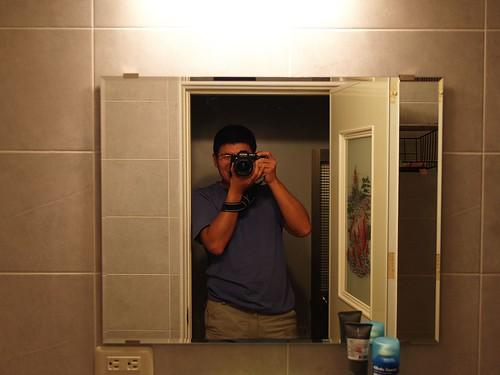 最後幫攝影師拍一張