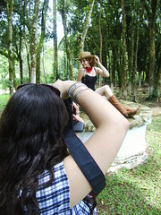 Making of - Flickr Churras (Matheus Lincoln) Tags: cowboy photographer makingof makingoff fotgrafos photografer flickrcuritiba arquivomatheuslincoln cludiaregina flickrchurras fabibaioni