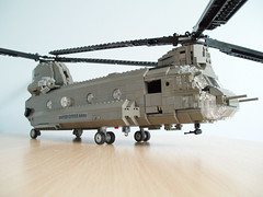 CH-47D Chinook (Mad physicist) Tags: army lego military helicopter boeing chinook usarmy ch47d
