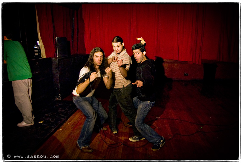 Nick, Frankie and Jay / Fat City Reprise