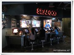 SEAFOOD (Narwal) Tags: california ca usa canon aquarium bay monterey seafood    sd990is
