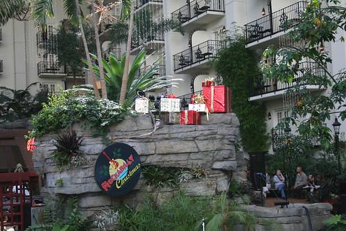 Christmas at OpryLand Hotel