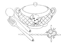 LW 628 c (mmaammbr) Tags: dog cats kitten gatinho dishware loua cachorrinho laurawheeler