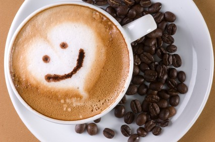 The caffeine in coffee is good for teeth.