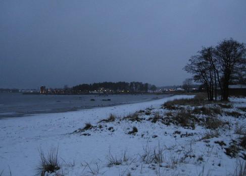 snow & beach :: strand #1 {365 :: 05.12}
