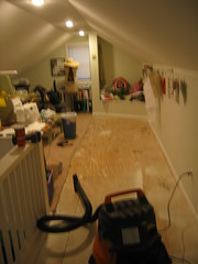 in progress - no more carpet