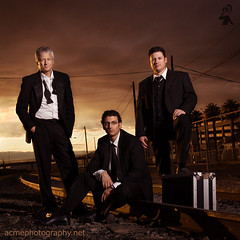 CD Album Art  - Phoenix Arizona - dee jay - DJ's Band (ACME-Nollmeyer) Tags: arizona musician male men phoenix nikon downtown artist dj photoshoot album traintracks tracks cdcover d200 djs discjockey sb800 1755mmf28 acmephotographynet yourphototips 2008adamnollmeyer
