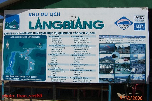 4279 Khu dulich LAngBiAng by you.