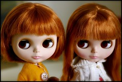 Hair comparison for Val