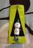 snowman (welovepandas) Tags: christmas wood snowman bow decole decolello hollyforest