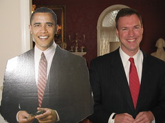 "Steve and ""Barack"""