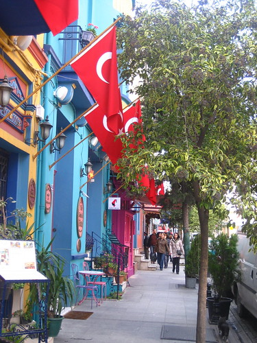 Around Sultanahmet area