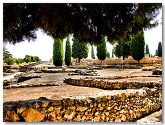 Sevilha_Italica_ruinas (vmribeiro.net) Tags: geotagged spain ruins espanha roman empire romanos italica sevilha runas santiponce itlica geo:lat=37443058 geo:lon=6045978