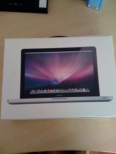"""MacBook - 13"""" 2,4 Ghz - Box"""