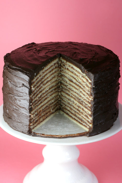 Fourteen Layer Cake