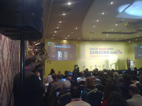 Samsung Press Conference by RafeB.