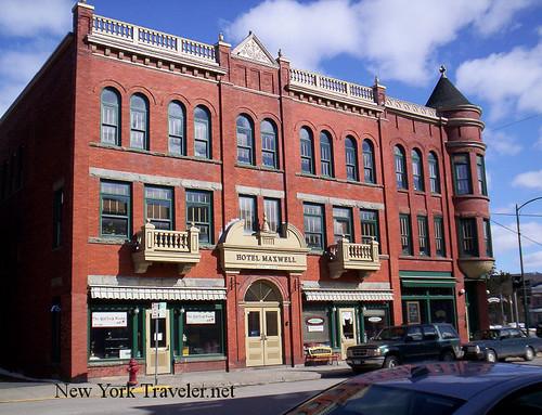 Hotel Maxwell Hamilton