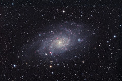 M33 Galaxy between Triangulum and Andromeda constellations (igorfp) Tags: sky abstract black nova night clouds giant spiral star glow infinity space over deep super gas telescope creation andromeda galaxy nebula astrophotography m33 astronomy triangulum plasma outer supernova tri universe cosmos blackhole core brilliance celestial shimmer astrophoto galactic nebulae Astrometrydotnet:status=solved Astrometrydotnet:version=11264 Astrometrydotnet:id=alpha20090590715586